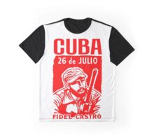 26 de Julio Graphic T-Shirt