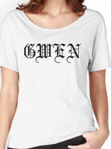 gwen gx Women's Relaxed Fit T-Shirt