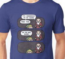 Not really that Dangerous Unisex T-Shirt
