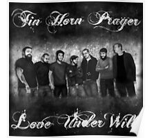 Tin Horn Prayer - Love Under Will Poster