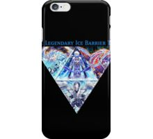 The Ice Barrier Dragons iPhone Case/Skin