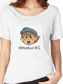 Apprentice Number One! Women's Relaxed Fit T-Shirt