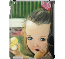 My Impish Little Zoey iPad Case/Skin