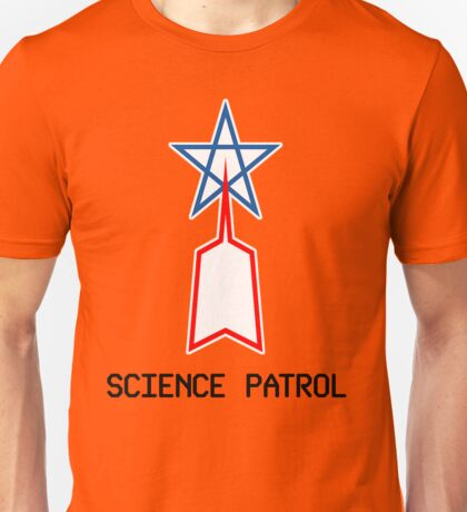 Science Patrol - Ultraman Unisex T-Shirt