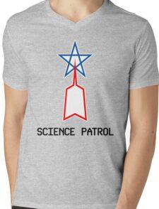 Science Patrol - Ultraman Mens V-Neck T-Shirt