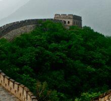 Great Wall of China Sticker