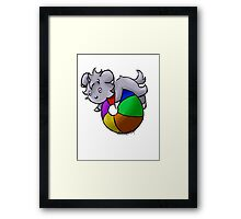 Beach Fun! Framed Print