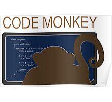 CodeMonkey Poster