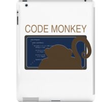 CodeMonkey iPad Case/Skin