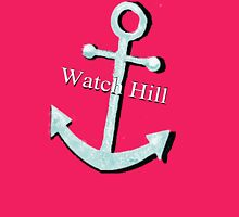 Watch Hill Anchor Womens Fitted T-Shirt