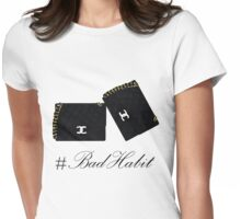 Handbag Love  Womens Fitted T-Shirt
