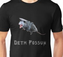 Deth Possum Unisex T-Shirt
