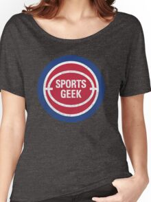 Sports Geek in the 80s Women's Relaxed Fit T-Shirt