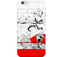 Fear and Loathing in Muppet Vegas iPhone Case/Skin