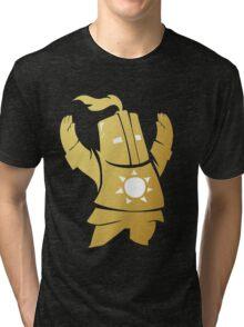 praise the sun lordran Tri-blend T-Shirt