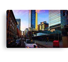 Toronto Canvas Print