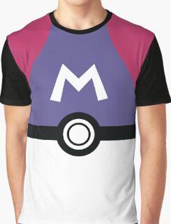 Master Ball Graphic T-Shirt