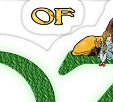 SMT - Wizard of Oz 2012 Official Merchandise Sticker