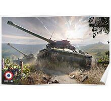 AMX 13 90 Poster