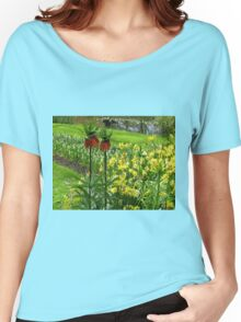 Crown Imperials - Keukenhof Gardens Women's Relaxed Fit T-Shirt