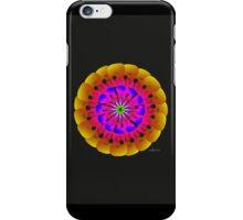 sdd Gradient Guitar Mandala Fractal 16R iPhone Case/Skin