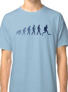 Funny Diving Evolution Shirt Classic T-Shirt