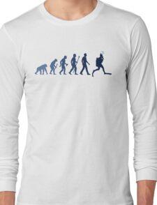 Funny Diving Evolution Shirt Long Sleeve T-Shirt