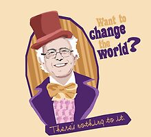 Change the World by TEWdream