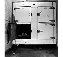 Morgue- TB Asylum Photographic Print
