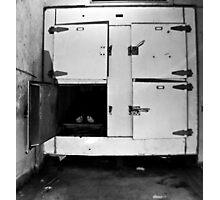 Morgue- TB Asylum Photographic Print