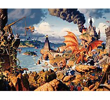 Ultima Online poster Photographic Print