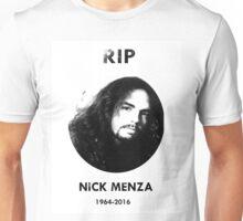 Nick menza  Unisex T-Shirt