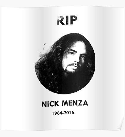 Nick menza  Poster