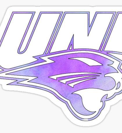 University of Northern Iowa Panthers Sticker