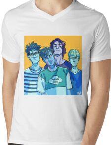 No Good Mens V-Neck T-Shirt
