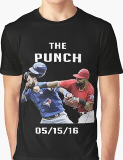 the punch Graphic T-Shirt