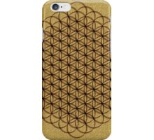 Tree of Life on Parchment iPhone Case/Skin