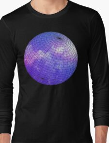Space Globe Long Sleeve T-Shirt