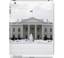 The White House iPad Case/Skin