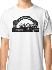 Manchester United FA Cup Winners 2016 Classic T-Shirt