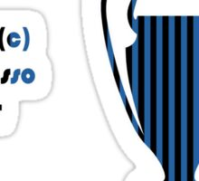 Inter Milan 2010 Champions League Final Winners Sticker