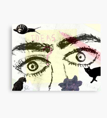 Ideas? Canvas Print
