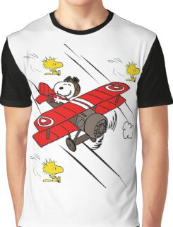 Snoopy Adventure Graphic T-Shirt