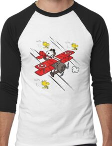 Snoopy Adventure Men's Baseball ¾ T-Shirt