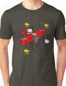 Snoopy Adventure Unisex T-Shirt
