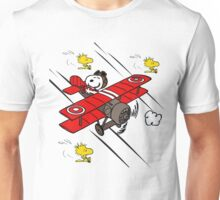 Snoopy Adventure Unisex T-Shirt