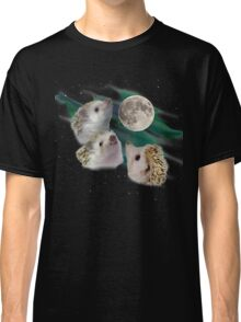 Three Hedgehog Moon Classic T-Shirt