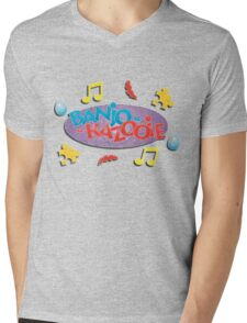 Banjo-Kazooie  Mens V-Neck T-Shirt