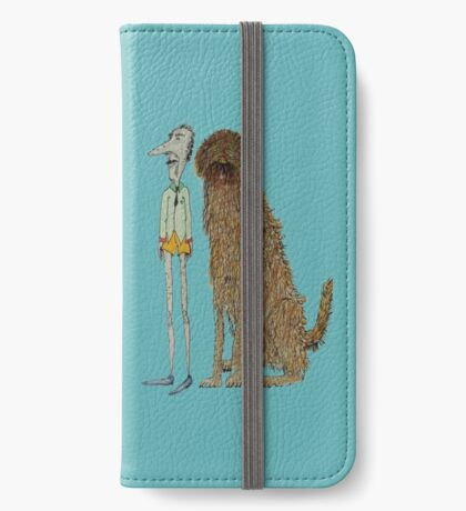 Dogs Life iPhone Wallet/Case/Skin