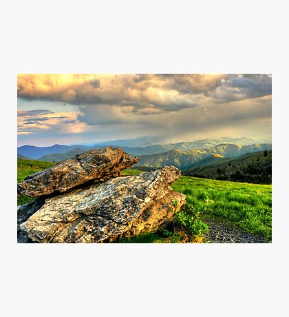 Roan Stone Photographic Print